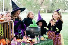 Pin for Later: This Halloween Birthday Party Is the Most Spooktacular Event You've Ever Seen