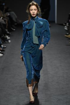 Pushbutton Seoul Fall 2016 Collection Photos - Vogue