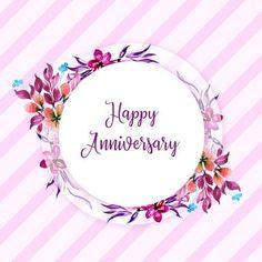 Happy Birthday Logo, Happy Birthday Frame, Birthday Frames, Happy Birthday Greetings, Happy Wedding Anniversary Wishes, Anniversary Greetings, Anniversary Invitations, Invitation Birthday, Lilac Background