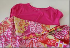 Twirly Dress materials