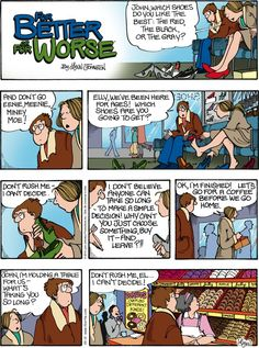 For Better or For Worse  ~  January 11, 2015  (originally published January 12, 1986)