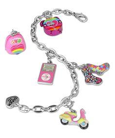 School Days Charm Bracelet Set by CHARM IT! #zulily #zulilyfinds