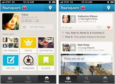The Redesigned Foursquare Is About Radical Simplicity, And A New Way To Search | Co.Design: business   innovation   design