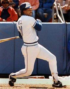 George Bell - Toronto Blue Jays Best Baseball Player, Major League Baseball Teams, Better Baseball, Mlb Teams, Sports Baseball, Sports Teams, Baseball Photos, Sports Photos, Mlb American League