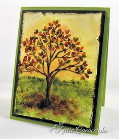 Impression Obsession SolidTree Stamps