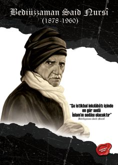 Üstad Bediüzzaman Said Nursi - Poster