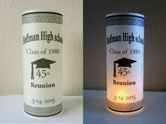 20 Personalized High School Reunion by LuminariesbyJanet on Etsy