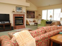 Condo vacation rental in Gearhart, OR, USA from VRBO.com! #vacation #rental #travel #vrbo