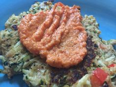 Zucchini Faux-Crab Cakes  http://agrigirl.com/2015/07/12/made-in-the-shade/