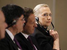 Gotta love Hillary Clinton