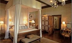 Source:  Luxury suite at Singita Sasakwa Lodge