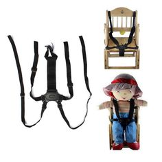 Kind Dreirad Kinderwagen Sitz Gürtel Esszimmerstuhl Verband Fehlerhafteste Fünf Sicherheitsgurt