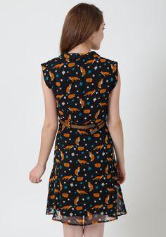 fox dress, £48