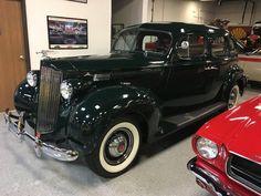 1939 Packard Model 100 Series 1700