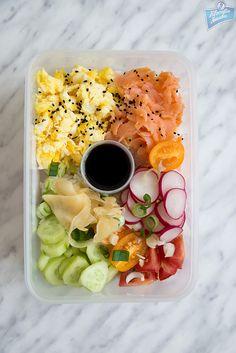 Przepisy na fit lunchbox
