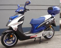 Roketa - MC-23Y 150cc Moped