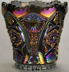 carnival glass - Google Search