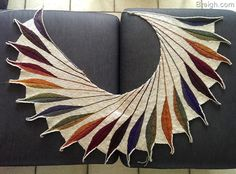 Autumn Dreambird - Another version of a gorgeous pattern!