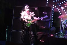 a little mini golf music to play to? KISS mini golf