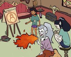 Cartoon Games, Cartoon Tv, Cartoon Shows, Drawing Expressions, She Ra Princess Of Power, Owl House, Disney And More, Disney Addict, Adventure Time Anime
