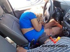 Casal é executado dentro de caminhonete S-10 em Conceição   Gavião da Paraíba