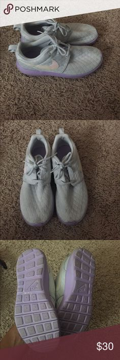 Little girl ROSHES Great condition Nike Shoes Sneakers