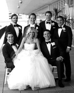 6 Liz, Monkey, Chris,Rick, Del,Dad Also Liz with Garrys best friends Same fr Garry, his mum, my mum, emma, siobhan and jane Gaz and bridesmaids