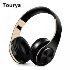 Tourya Handsfree Headfone Casque Audio Headphones Bluetooth Headset Earphone Wireless Headphone for Computer PC Mobile Phone all audio devices that have Bluetooth capability, such as, … Bluetooth Headphones Price, Beats Headphones, Over Ear Headphones, Skullcandy Headphones, Gaming Headphones, Bluetooth Gadgets, Tablet Computer
