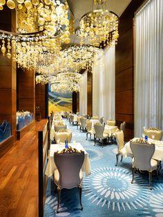 Jumeirah Messilah Beach Hotel & Spa, Kuwait - Salt Restaurant