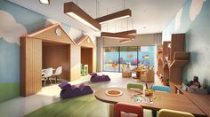 Espaço Kids - Integração com o Playground – Tobias Moinhos – Cyrela Goldsztein