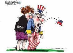 Political Cartoons of the Week: Heimlich