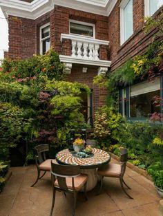 Popular Ein vertikaler Garten verbessert die psychische Gesundheit