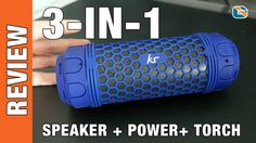 Kitsound Hive Discovery 3-in-1 Bluetooth Speaker Review