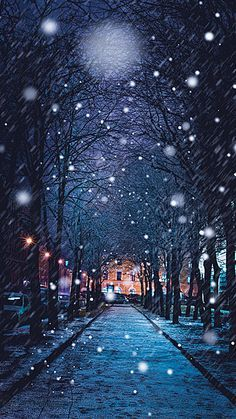 50 Trendy Ideas for winter night photography pictures Winter Szenen, Winter Magic, Winter Night, Snow Night, Winter Time, Winter Season, Winter Photography, Night Photography, Nature Photography
