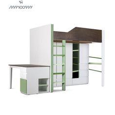 Treehouse Single Wardrobe • WOO Design