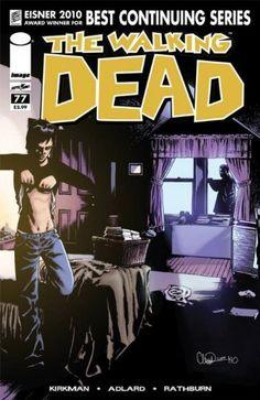 "The Walking Dead #77 ""1st Print"""