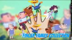 P King Duckling Finger Family | Nursery Rhymes Lyrics