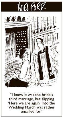 Organ Improvisations at weddings