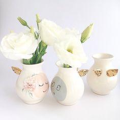 Personalized vase  Valentines Day  Valentine's Day  by maribray