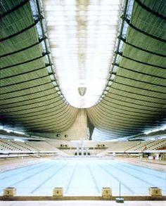 MY ARCHITECTURAL MOLESKINE®: KENZO TANGE: YOYOGI NATIONAL GYMNASIUM, TOKYO