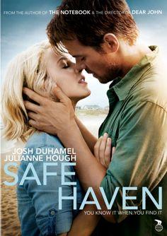 Safe Haven DVD 9,95€