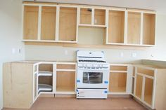 how to make cabinets (16) | Home: DIY | Pinterest | Woodworking ...