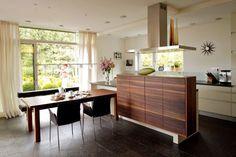 Archiwa: kuchnia otwarta na salon - Modne Wnętrza