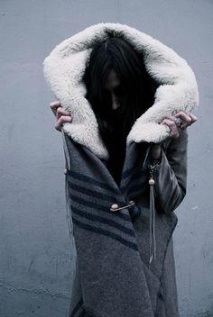 Jet Korine blanket coat = the perfect coat!