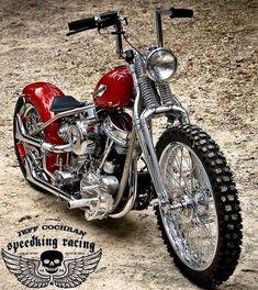 Harley Davidson Chopper, Moto Chopper, Harley Bobber, Classic Harley Davidson, Chopper Motorcycle, Harley Bikes, Motorcycle Style, Harley Davidson Motorcycles, Bobber Chopper