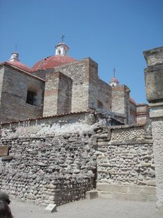 Mitla, Oaxaca | Mexico