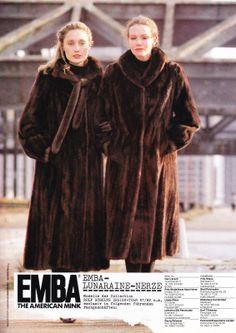Vogue September 1981 Pelze Furs | eBay