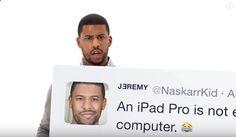 Apple ha lanzado una ingeniosa e irónica campaña compuesta por 4 spots en el que muestra todas las ventajas de su iPad Pro.