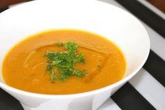 Sweet Potato & Leek Soup