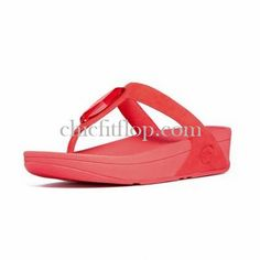 Fitflop Chada Red One Diamond Womens Sandals